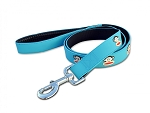 Paul Frank Rubberized Leash - Multi Julius