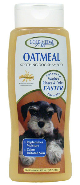 Gold Medal Oatmeal Soothing Shampoo 17oz