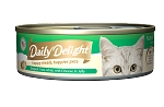 Daily Delight Skipjack Tuna White with Cheese in Jelly