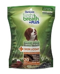 Tropiclean Fresh Breath Dental Treats Skin & Coat