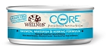 Wellness Cat Can Core Salmon,Whitefish and Herring Formula