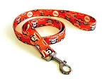 Paul Frank Leash - Sign Julius Orange