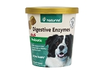 NaturVet Digestive Chew Enzymes Plus Probiotic Soft