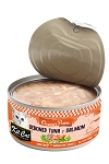 KitCat Deboned Tuna with Salmon Aspic 80g