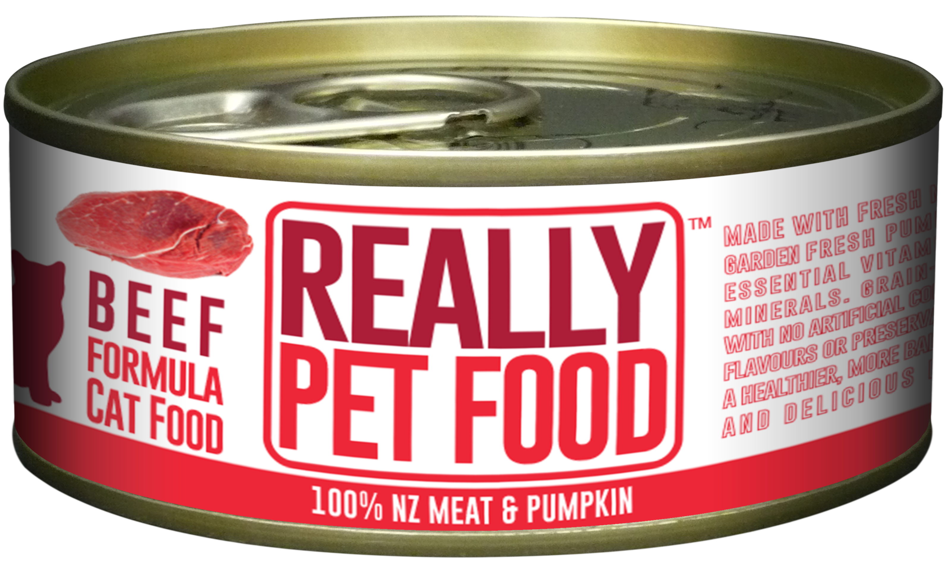 Really Beef Cat Food