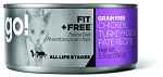 Go! Cat Canned FF Chicken &Turkey & Duck Pate