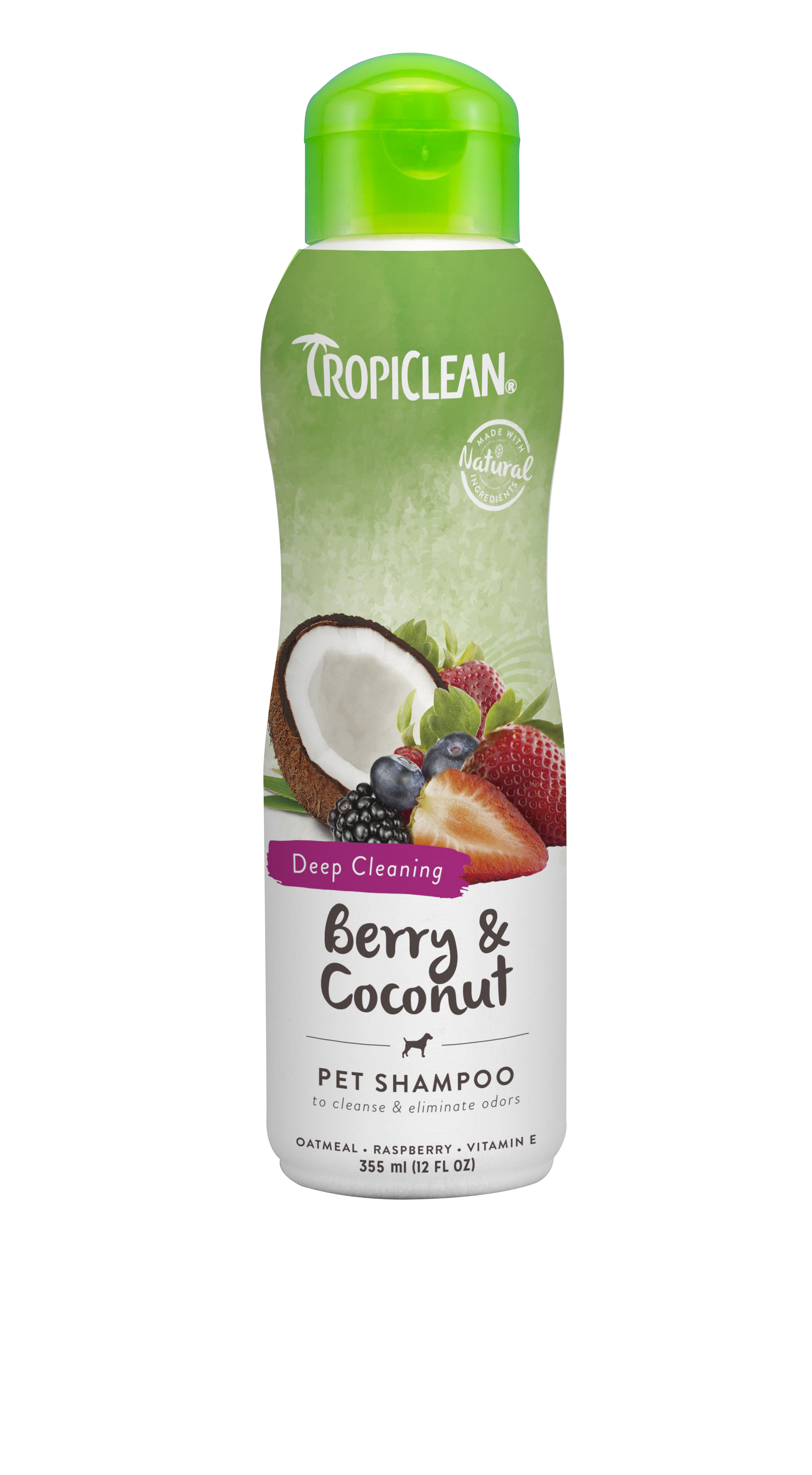 Tropiclean Berry & Coconut