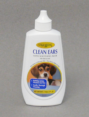 Gold Medal Clean Ears Dogs & Cats