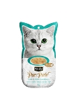 KitCat Purr Puree Tuna & Fiber (Hairball) (4 x 15g)