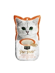 KitCat Purr Puree Chicken & Salmon (4 x 15g)
