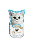 KitCat  Purr Puree Chicken & Smoked Fish (4 x 15g)