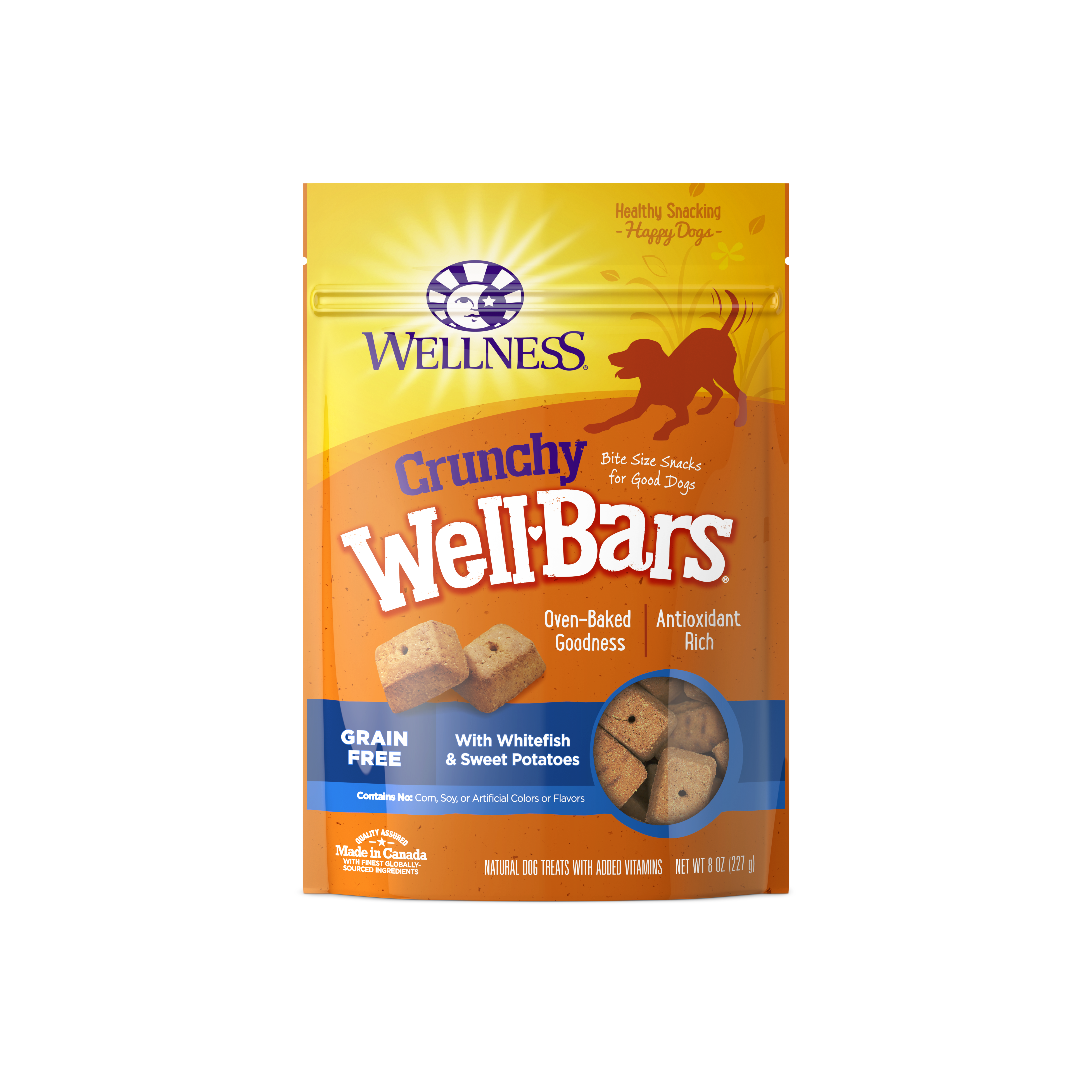 Wellness Wellbar Whitefish & Sweet Potatoes
