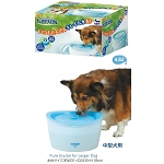 GEX Pure Crystal Dog Large 4.8L