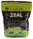Zeal Dog Food Lamb Risotto