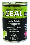 Zeal Dog Canned Food Lamb, Potatoes & Vegetables