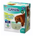 GEX Pure Crystal For Dogs 1.5L & 2.5L