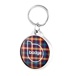Pet Widget Badge - PLAID