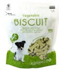 Bow Wow Fruity Biscuit Vegetable 220g