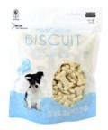 Bow Wow Fruity Biscuit Milk & Calcium 220g
