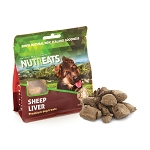 Nutreats Freeze Dried Sheep Liver 50g