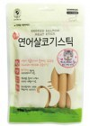Bow Wow Cat Smoked Salmon Meat Stick BW2027