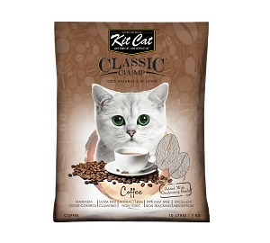 KitCat Coffee Clumping Cat Litter