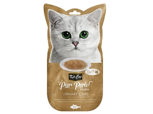 KitCat Purr Puree Plus+ (Urinary Care - Tuna)