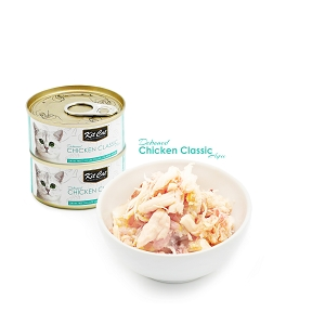 KitCat Country Fresh Deboned Chicken Classic 80g