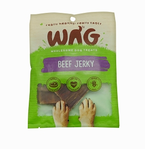 WAG Beef Jerky Treats