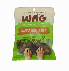 WAG Kangaroo Cubes Treats