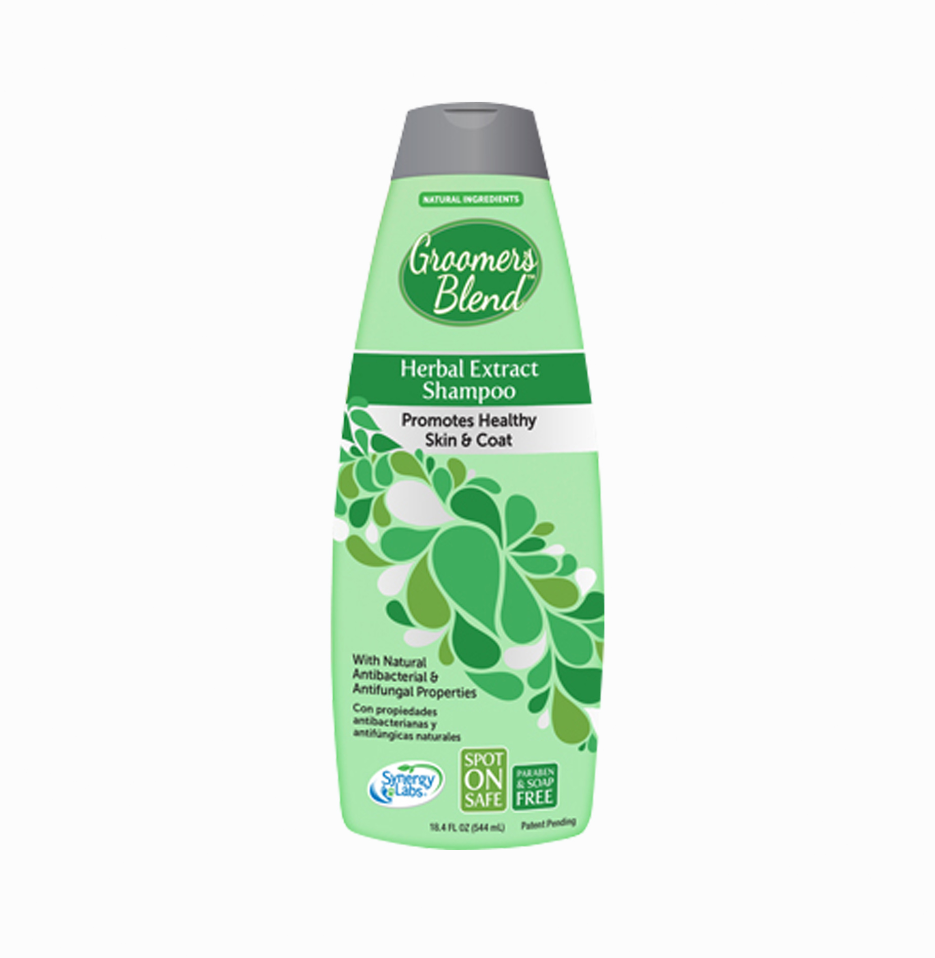 Groomer's Blend - Herbal Extract Shampoo