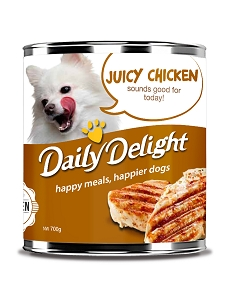 Daily Delight Juicy Chicken