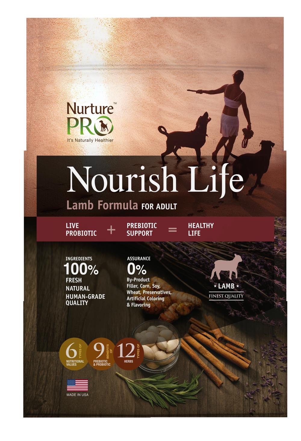 Nourish Life Cat Food Review
