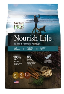 Nurture Pro Nourish Life Salmon Formula for Adult
