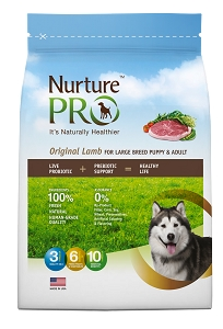 Nurture Pro Original Lamb for Large Breed Puppy & Adult