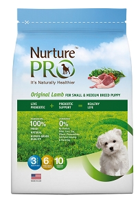 Nurture Pro Original Lamb for Small & Medium Breed Puppy