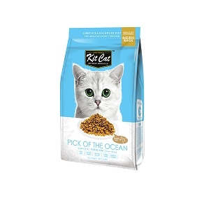 Kit Cat Premium Cat Food Pick Of The Ocean 15kg
