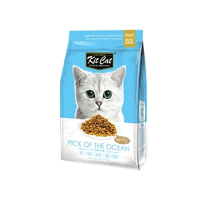 Kit Cat Premium Cat Food Pick Of The Ocean  5kg