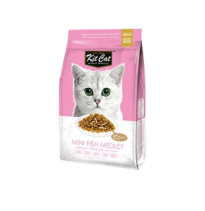 Kit Cat Premium Cat Food Signature Salmon 5kg
