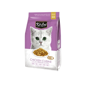 Kit Cat Premium Cat Food Chicken Cuisine 5kg