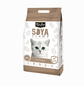 Kit Cat SoyaClump Soybean Litter Coffee