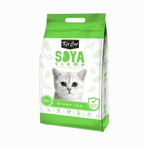 Kit Cat SoyaClump Soybean Litter Green Tea