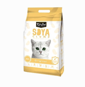 Kit Cat SoyaClump Soybean Litter Original