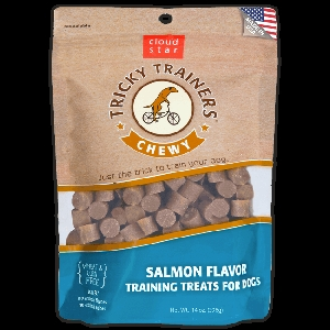 Cloudstar Chewy Tricky Trainers Salmon Flavor