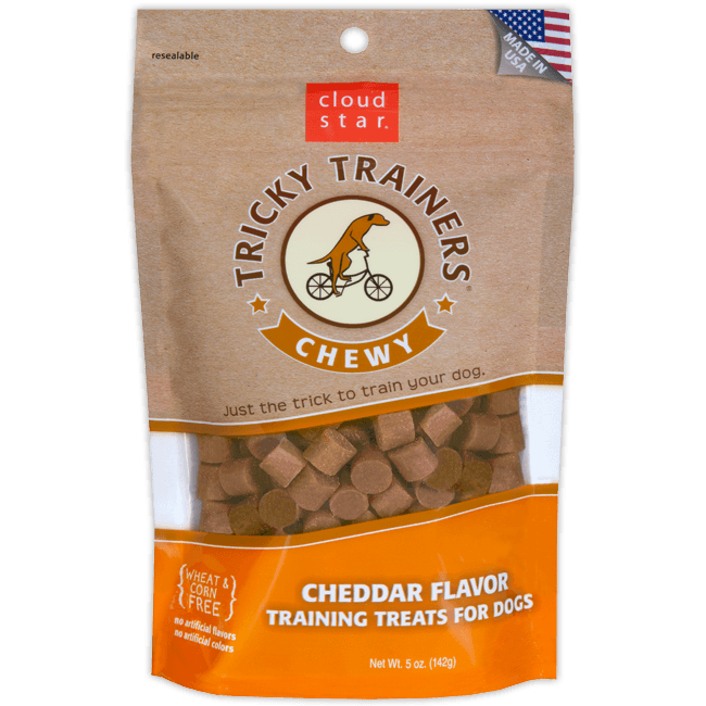 Cloudstar Chewy Tricky Trainers Cheddar Flavor
