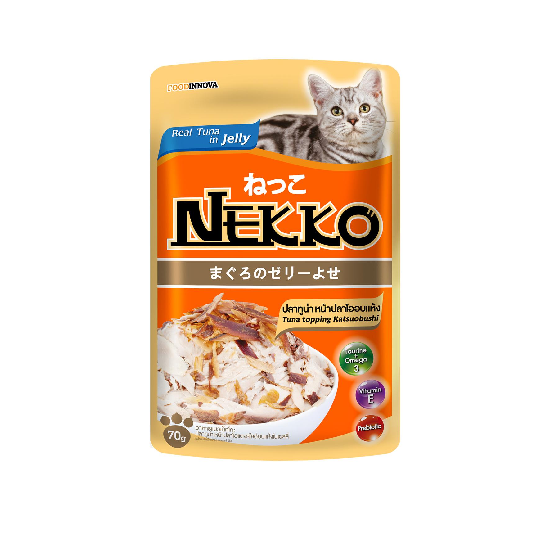 Nekko Cat Food