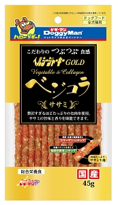 DoggyMan Healthy Jerky Gold Chicken (Small Packet)