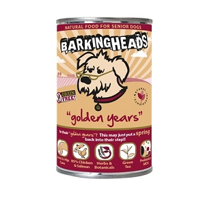 Barking Heads Canned Golden Years