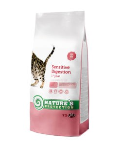 Nature Protection Sensitive Digestion
