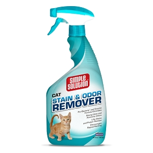 Simple Solution Cat Stain + Odor Remover